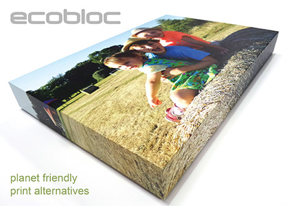 Ecobloc Eco-Friendly Print